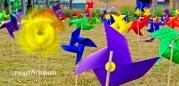 Pinwheels at Playalinda Festival of the Arts_020318_0005